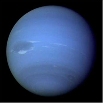 Image of Gas Giant Planet Neptune.