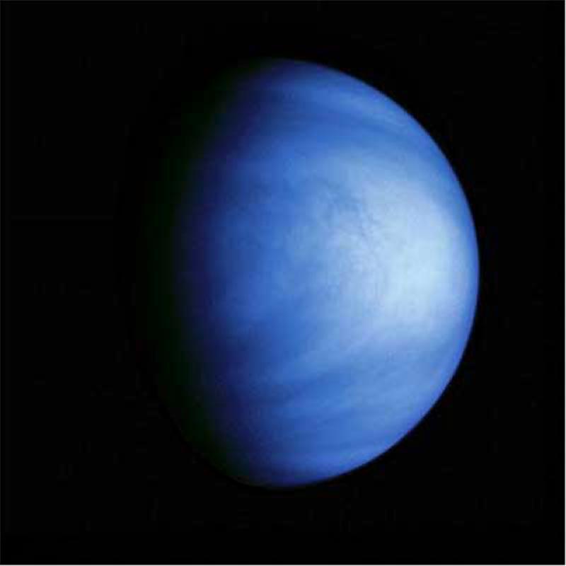 Image of the planet Venus.