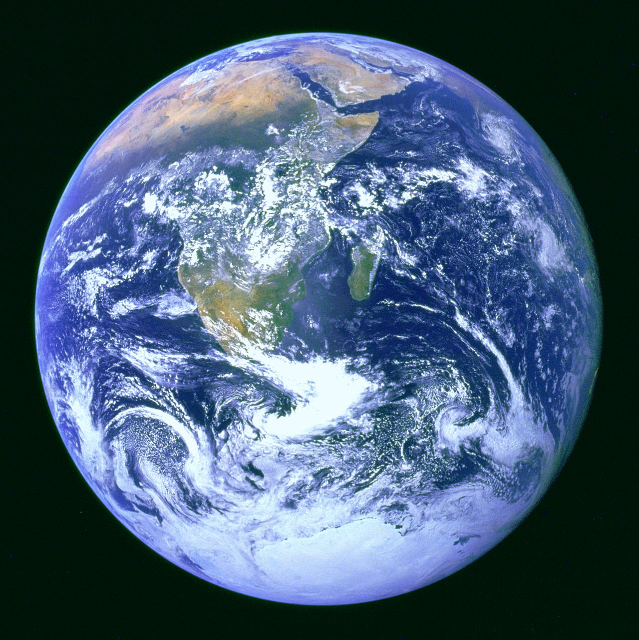 Image of Earth.