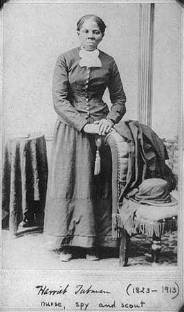 Photograph of Harriet Tubman
