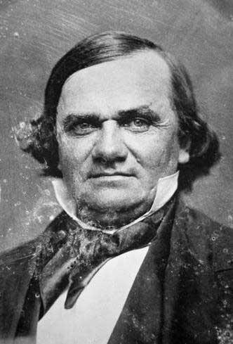 Portrait of Stephen A. Douglas