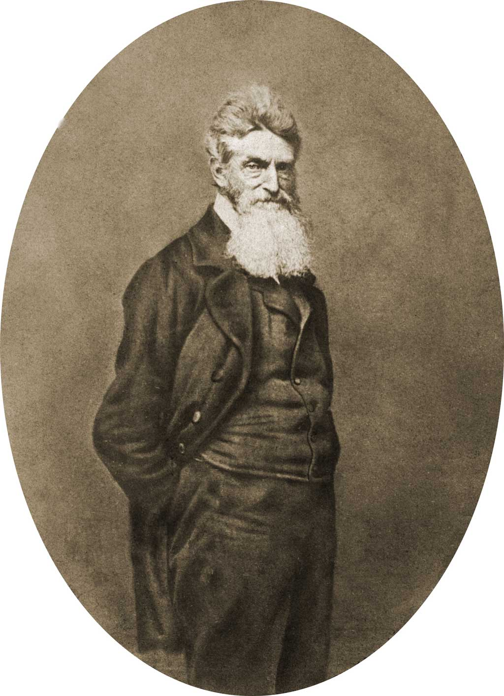 Portrait of John Brown