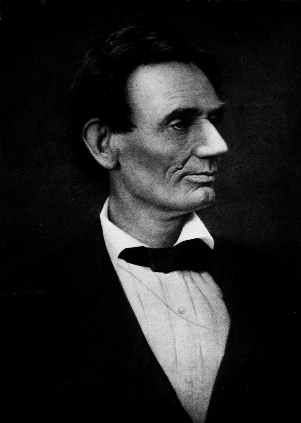 Photograph of Abraham Lincoln