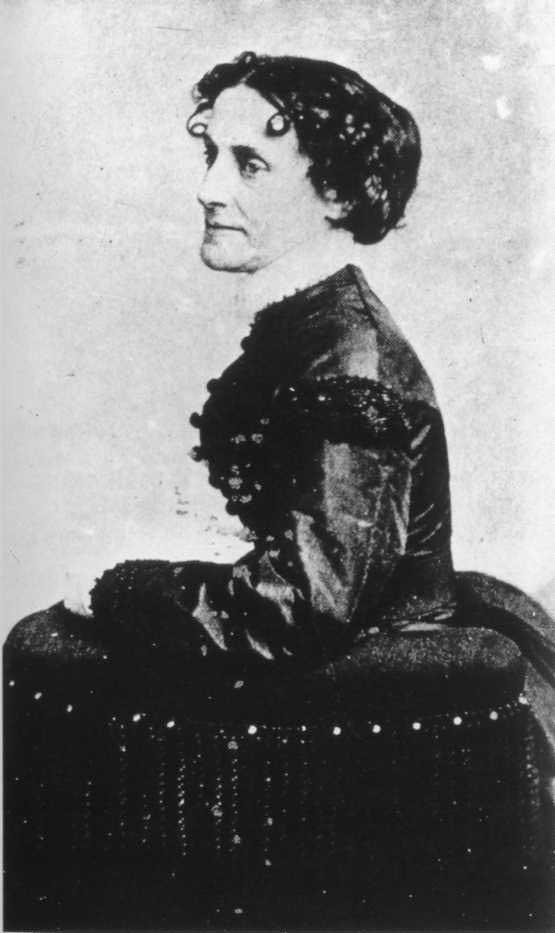 Portrait of Elizabeth Van Lew