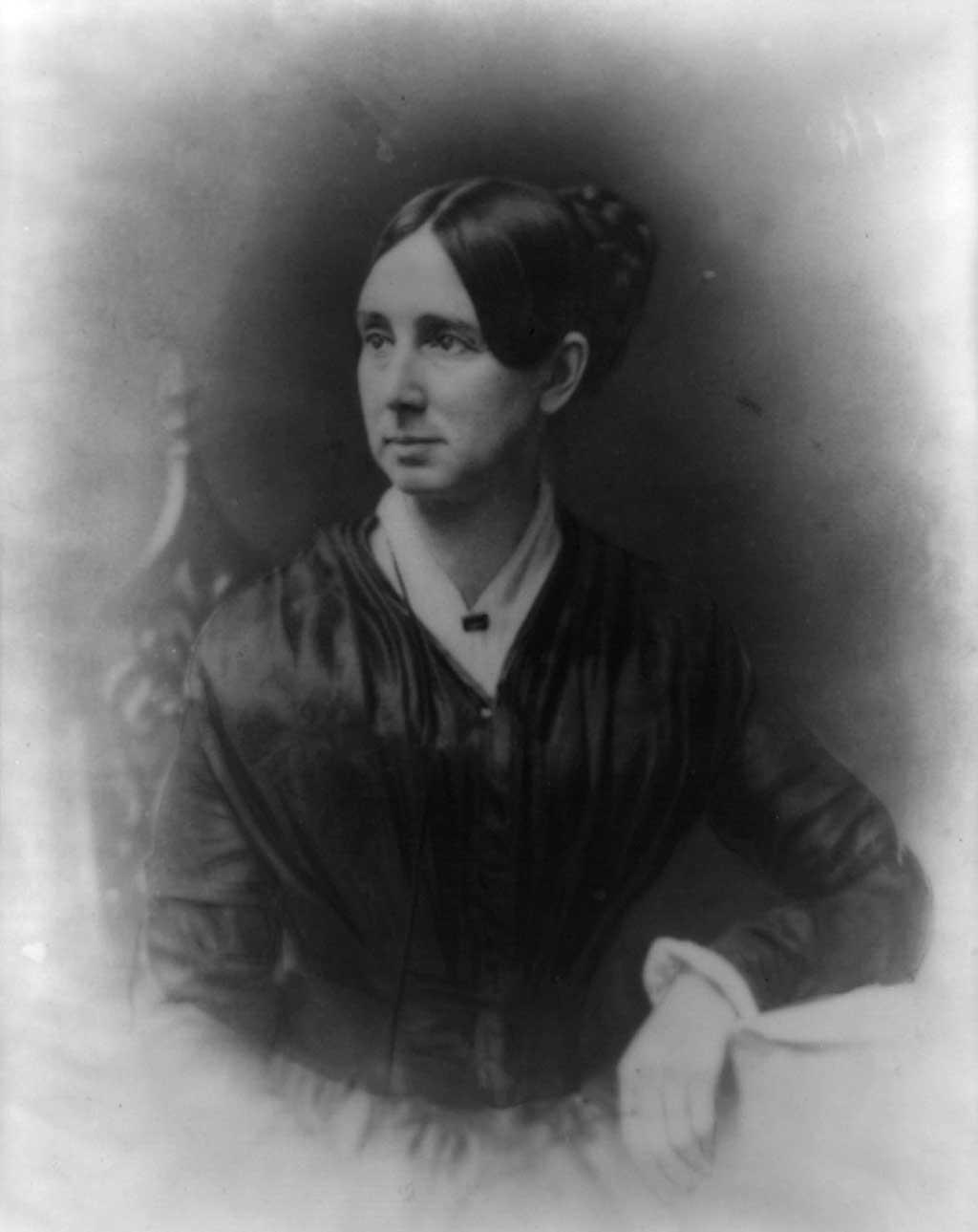 Portrait of Dorothea Dix