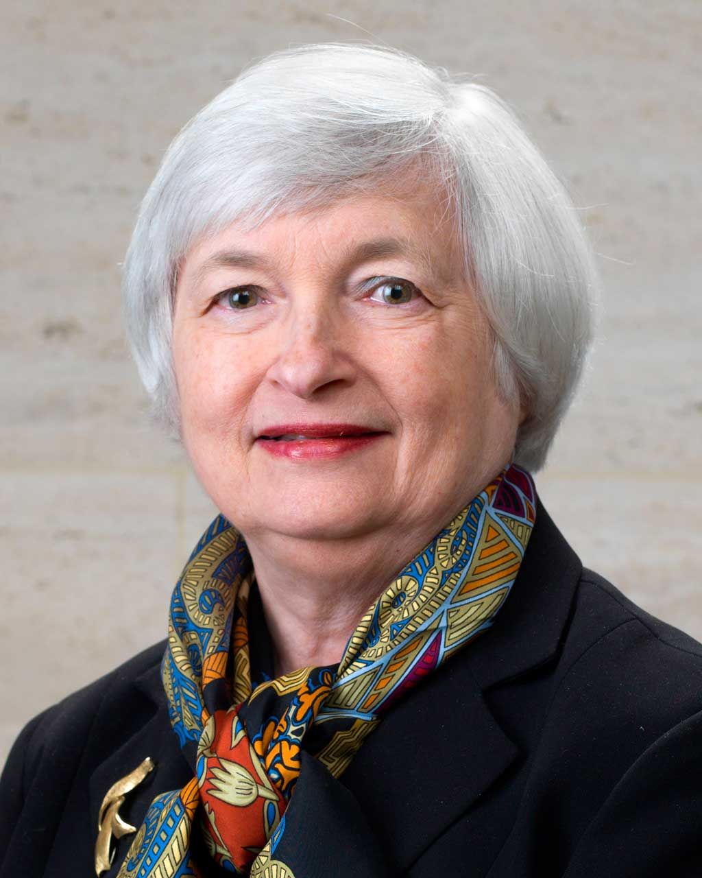 Chair of the Federal Reserve Board Janet L. Yellen is the first woman to hold the position of Chair of the Federal Reserve Board of Governors.